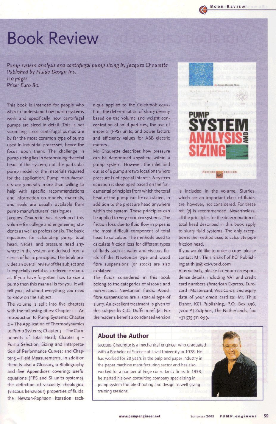 Magazine book review