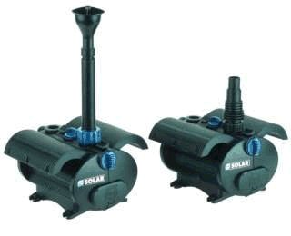 Small residential pumps
